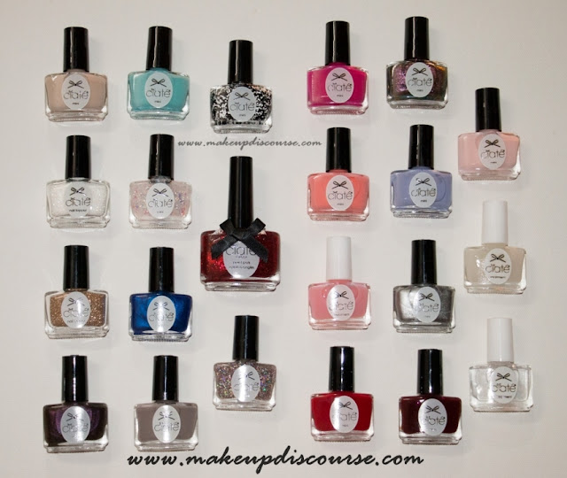 Ciaté London Mini Mani Month 2015