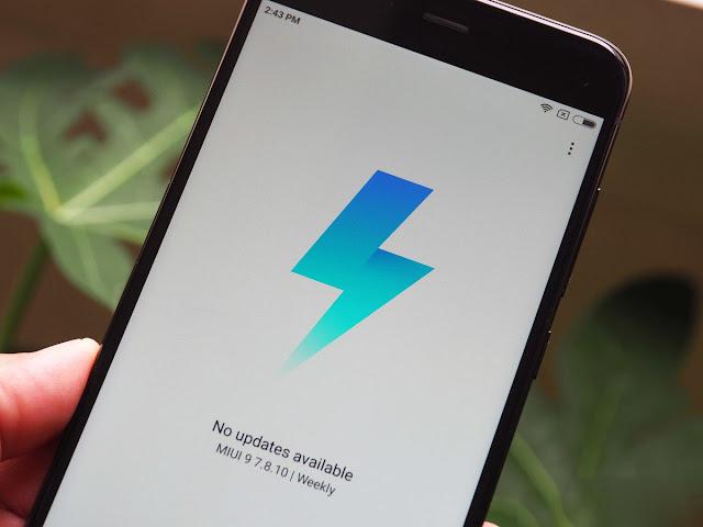 Smartphone Xiaomi yang Tidak Akan Dapat Update MIUI