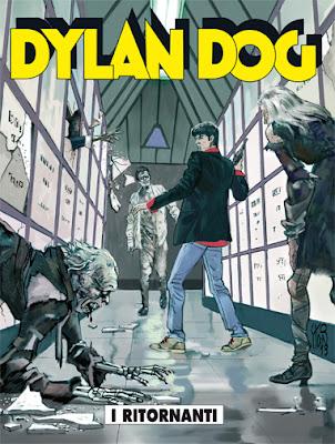Dylan Dog #319 - I ritornanti