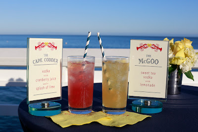 Clambake cocktails from Good Gracious! Events