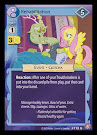 My Little Pony Rehabilitation Absolute Discord CCG Card