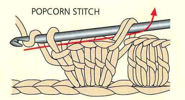 Amigurumi Popcorn Stitch : Animal friends ~ Zan Crochet