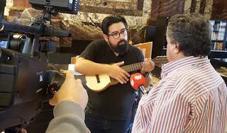 Entrevista Claudio Rojas Caro  - Luthier de Charangos