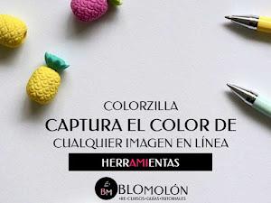 ColorZilla Captura El Color De Cualquier Imagen En Línea