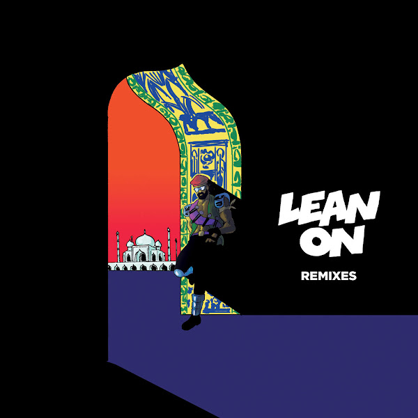 Major Lazer - Lean On (Remixes) [feat. MØ & DJ Snake] - EP Cover