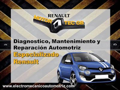 Diagnostico Automotriz Renault en Bogota