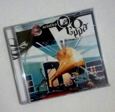 Minha Lojinha no Enjoei CD O Rappa Acústico MTV