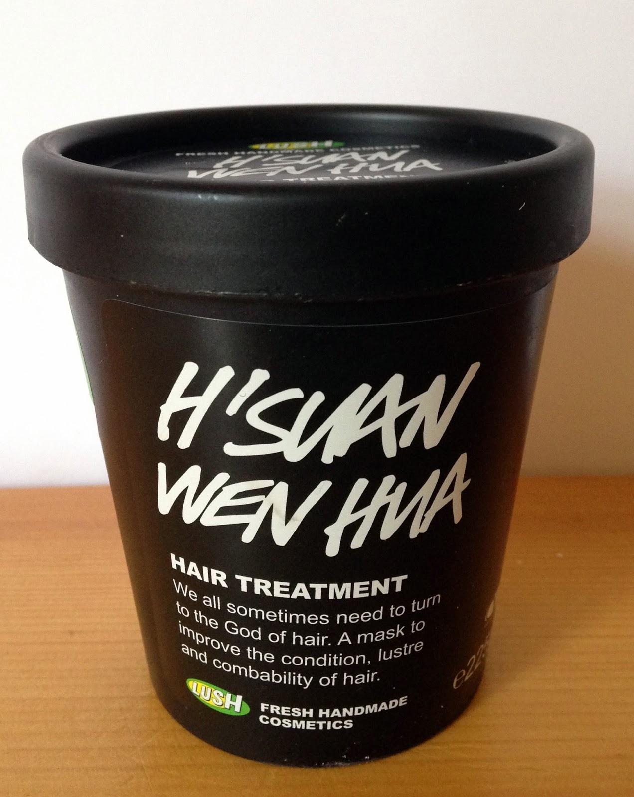 Lush H'Suan Wen Hua Hair Moisturiser