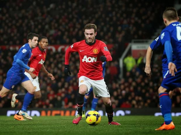Stoke City vs Man United en VIVO