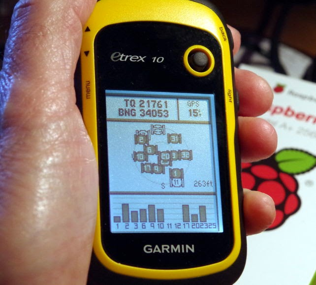Captain Bodgit: An armchair review of the Garmin eTrex 10
