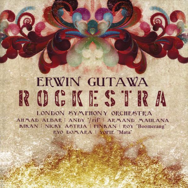 Erwin Gutawa - Rockestra - Album (2006) [iTunes Plus AAC M4A]