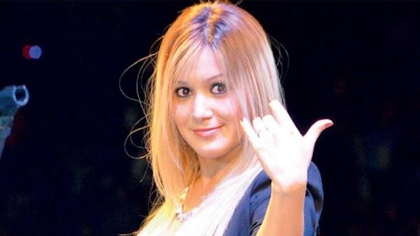 La furia de Karina ''La Princesita'' porque le destrozaron la camioneta tras un show