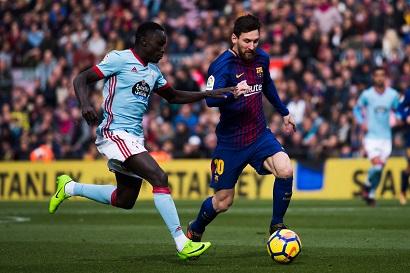 Assistir Barcelona x Celta de Vigo ao vivo 17/04/2018