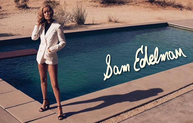 Sam Edelman Spring 2018 Campaign