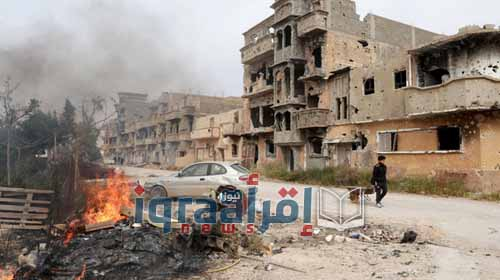 اخبار ليبيا اليوم .. قذائف عشوائية تستهدف مركز طبي في بنغازي