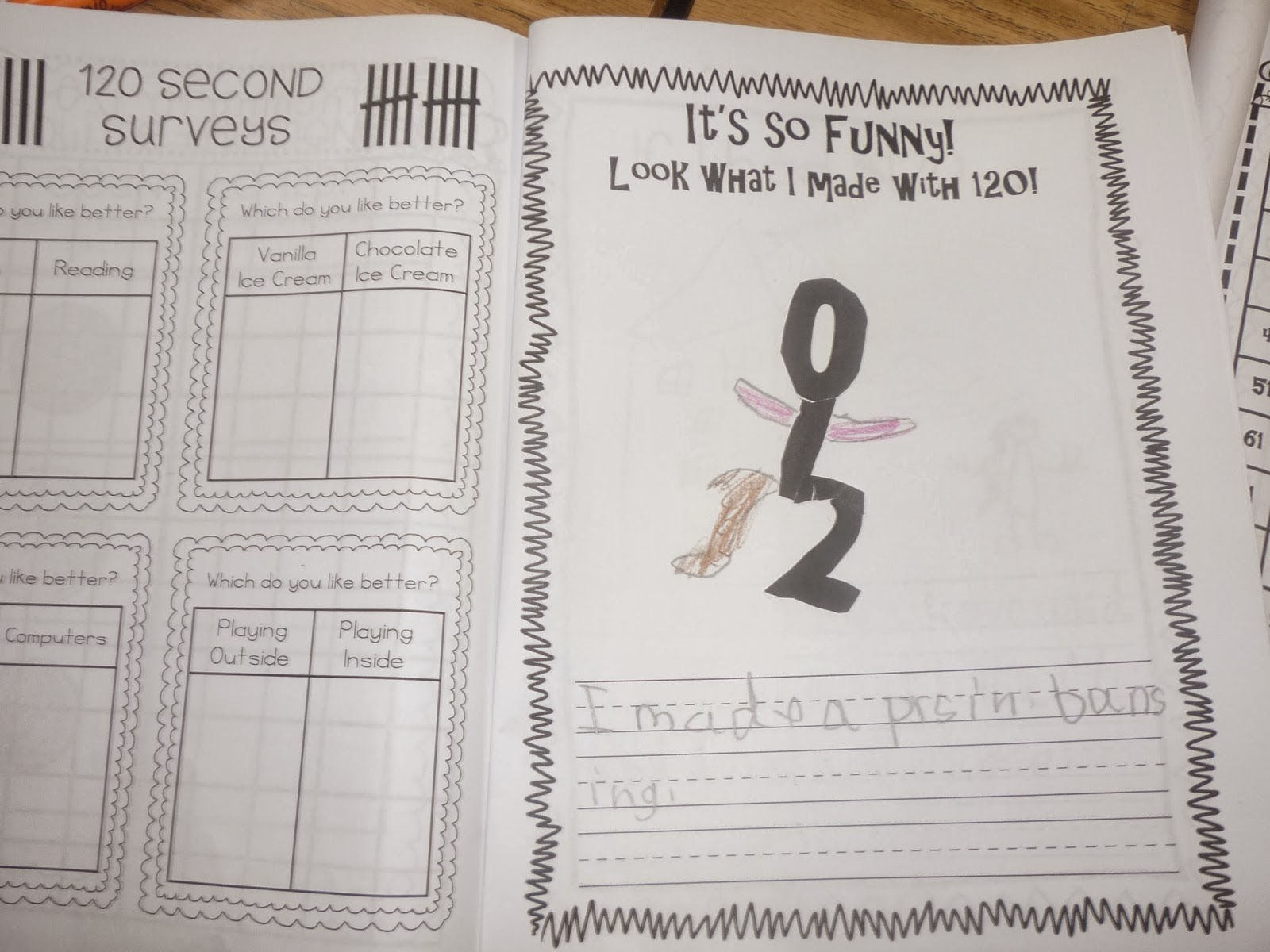 The Very Busy First Graders 120th Day Of School And R Controlled Vowels Freebie