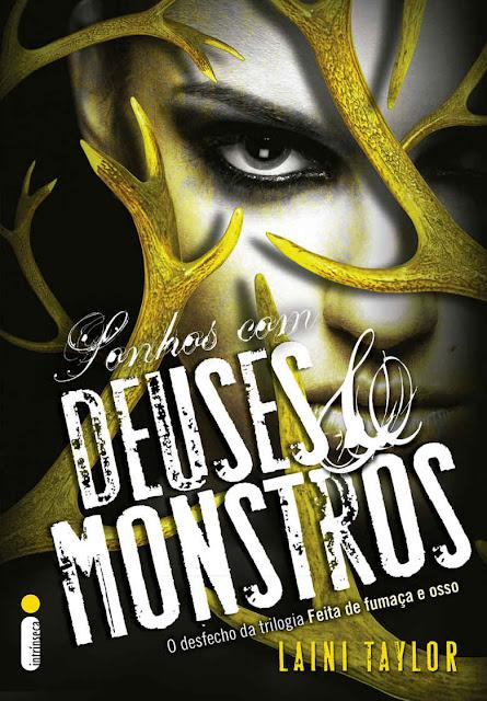 Sonhos com Deuses e Monstros Laini Taylor