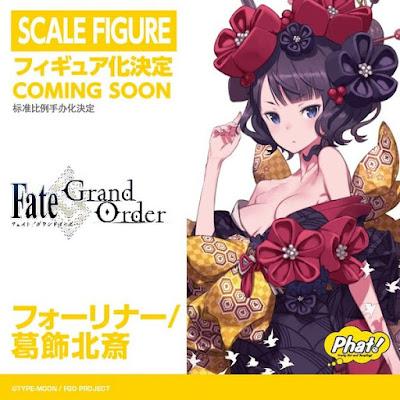Fate/Grand Order - Foreigner / Katsushika Hokusai (Phat Company)
