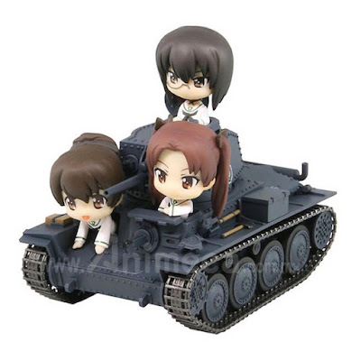 Figura 38(t) Tank Type B/C Ending Ver. National Convention Girls und Panzer