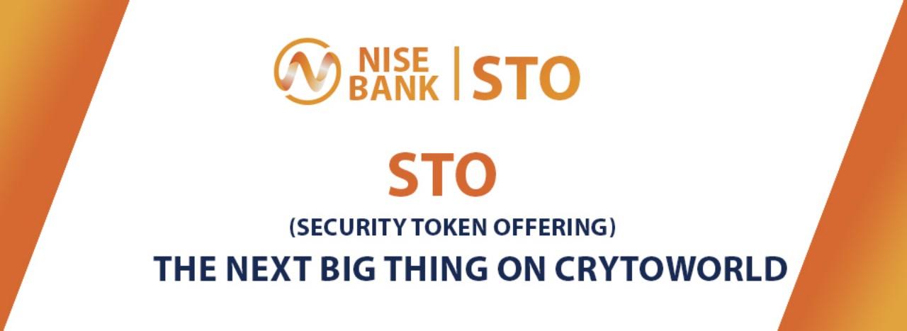 NiseBank STO Tạo Nên Điều Kỳ Diệu Tiếp Theo Trong Thế Giới Crypto