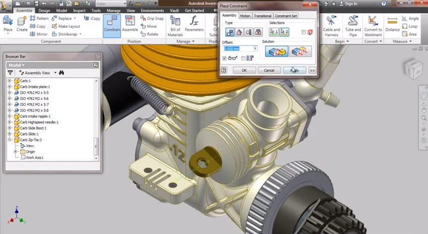 Solved: no stress-analysis in autodesk inventor pro (student.