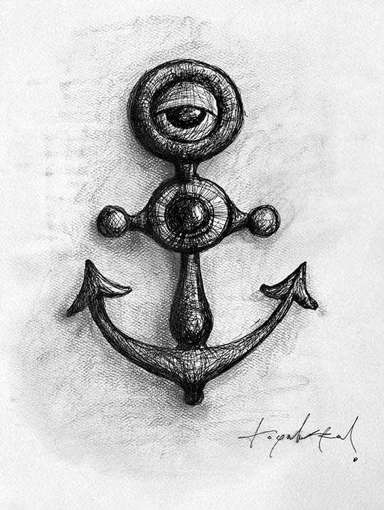 Ilustración de Héctor Pineda aka Topolocko