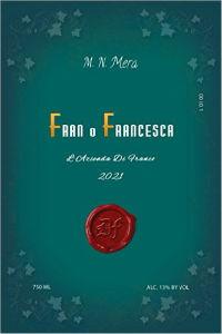 portada del libro fran o francesca