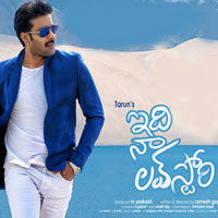 Idi Naa Love Story (2017) Telugu Movie Audio CD Front Covers, Posters, Pictures, Pics, Images, Photos, Wallpapers