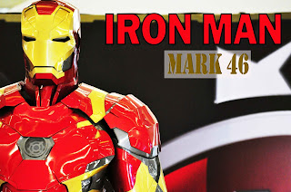 Iron Man MK 46 Cosplay Performance At World Of Gaming Grand Finale 2016