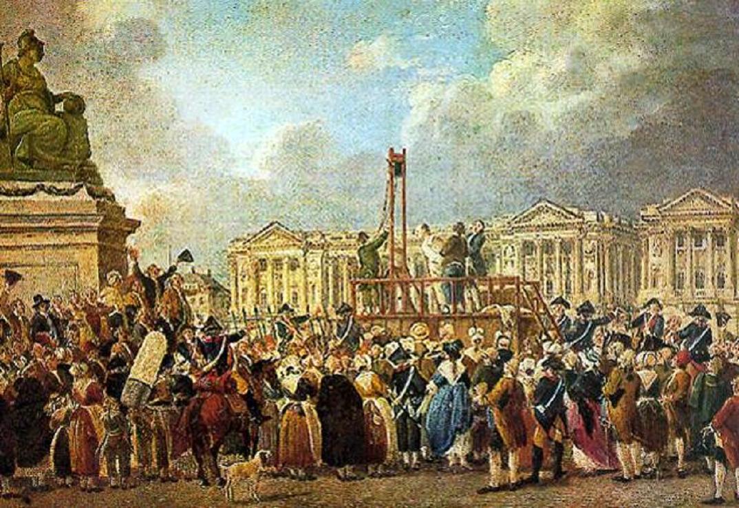 Risultati immagini per Parigi brucia 1789