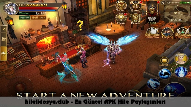 era of celestials hile apk