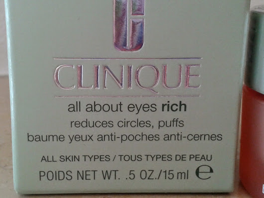 Clinique: All about eyes rich