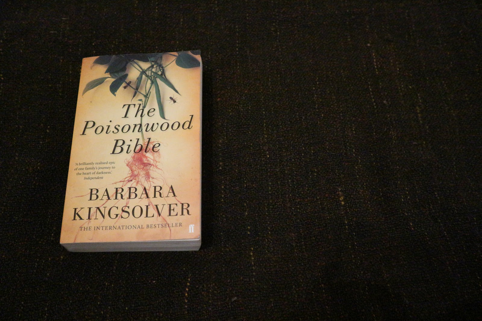 the nature of god in the poisonwood bible by barbara kingsolver Get an answer for 'in the poisonwood bible, how does kingsolver use diction and syntax to her nature her humor endears in the poisonwood bible by barbara.