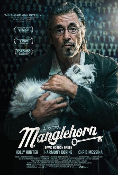 Baixar capa Manglehorn   Legendado Download