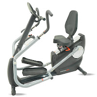Inspire Fitness CS3 Cardio Strider 3, recumbent elliptical, review features compared with CS4 and CS2.5