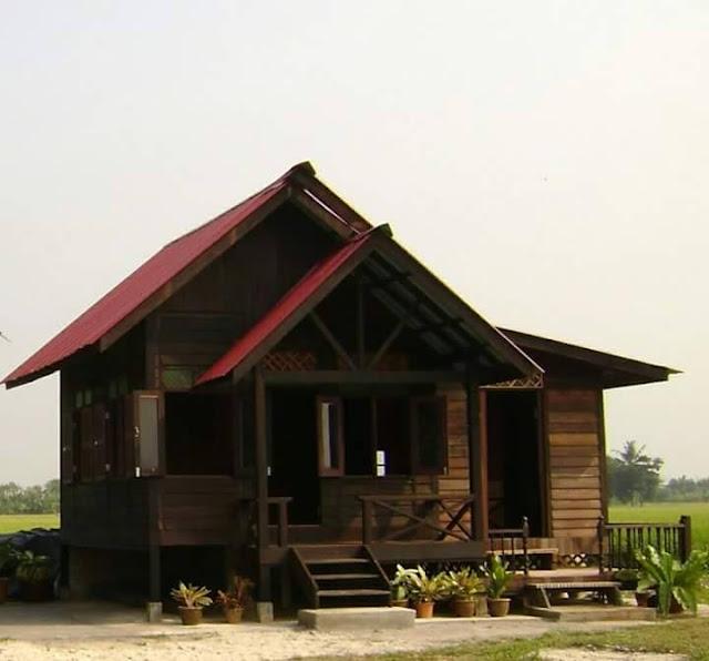 Rekabentuk Esklusif Rumah Kampung Yang Tampak Cantik Dan Menarik Azlan Rumadi