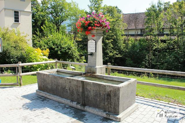 Bad Ragaz fontanna