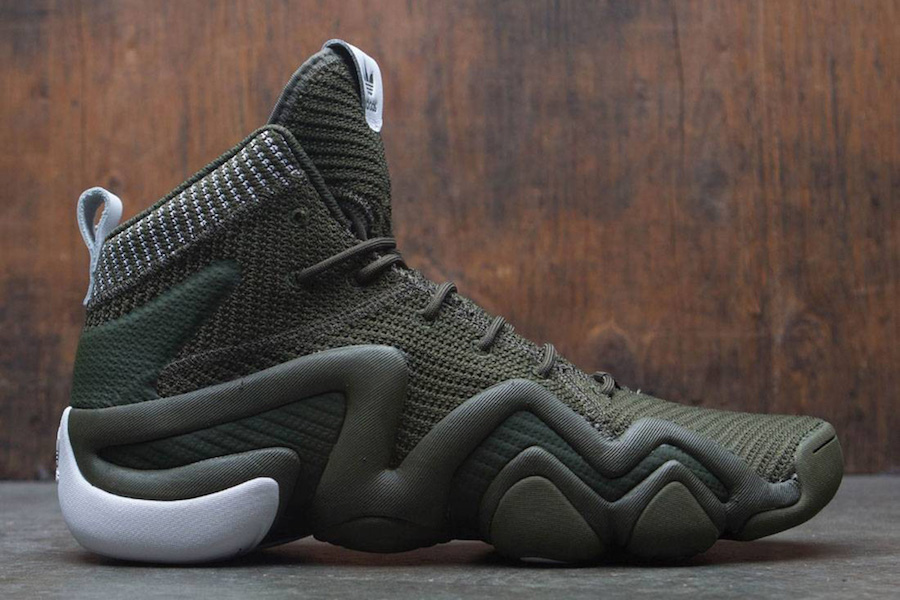 hot sale online b83be 547d4 adidas Crazy 8 ADV PK Night Cargo
