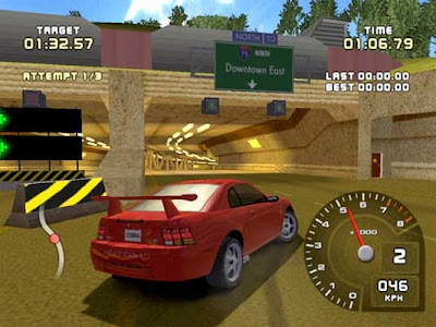 Ford Racing 1 Game!