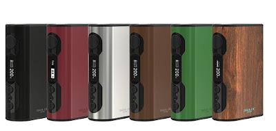 Eleaf Released A New QC 200W Mod
