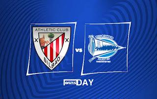 Athletic Bilbao vs Alaves – Highlights