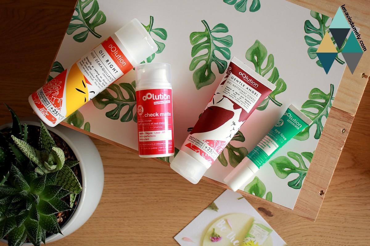 avis et test soin naturel bio Oolution recyclable