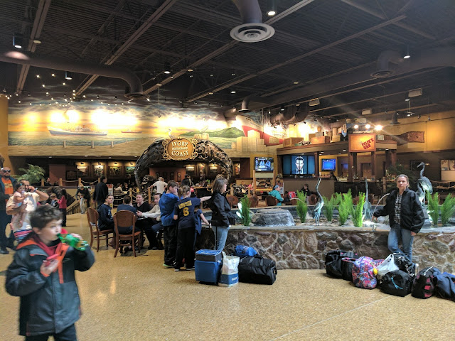 Friday Funny:  A Trip To Kalahari Resorts --Mt Pocono, PA  --How Did I Get Here? My Amazing Genealogy Journey