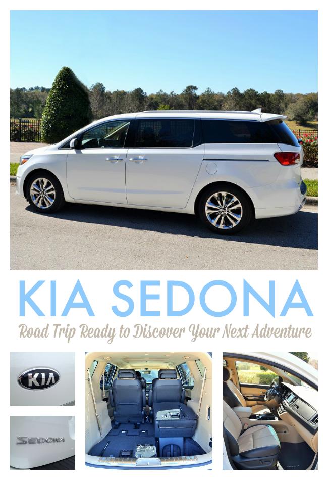 Kia Sedona Text Drive by The Educators' Spin On It