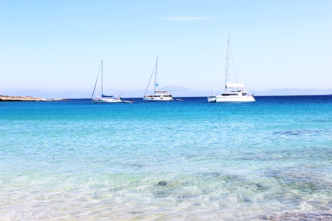 Fanos beach Koufonisia island.Best Koufonisia beaches.Koufonisia travel guide.Kufonisija ostrvo plaze.