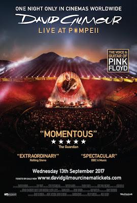 David Gilmour Live at Pompeii (2017) ταινιες online seires oipeirates greek subs