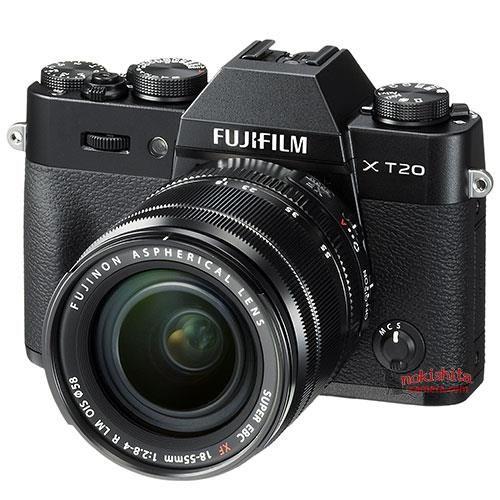 Fujifilm X-T20