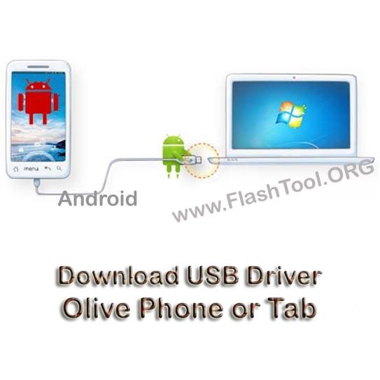 Download Olive USB Driver