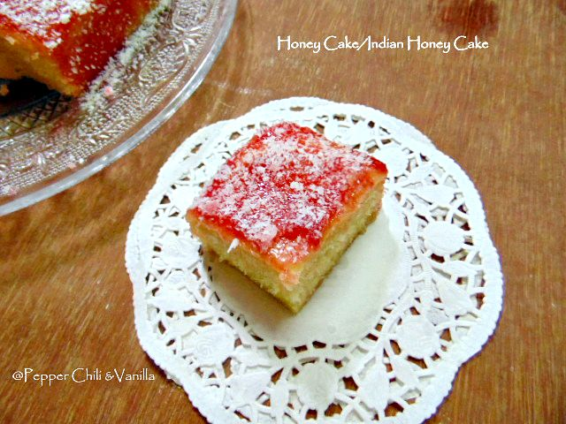 indian honey cake,indian bakery honey cake recipe