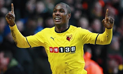 'I was angry for weeks & nearly fought with Watford when they didn't let me come for Rio Olympics' – Super Eagles striker Odion Ighalo